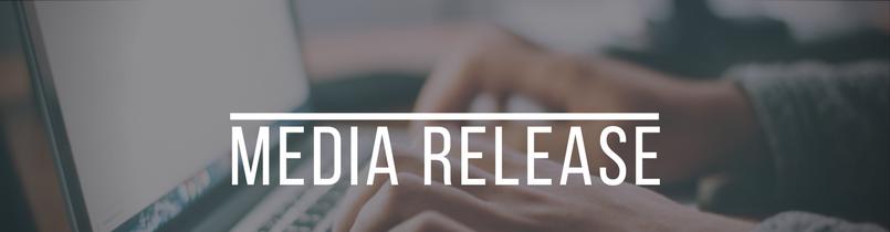 Media Release Header