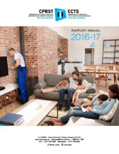 Rapport annuel 2016-2017